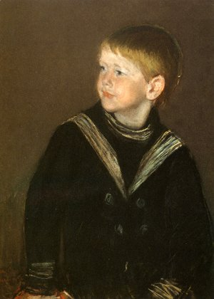 The Sailor Boy: Gardener Cassatt