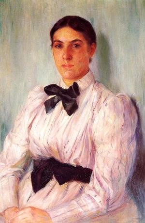 Mary Cassatt - Portrait of Mrs. William Harrison
