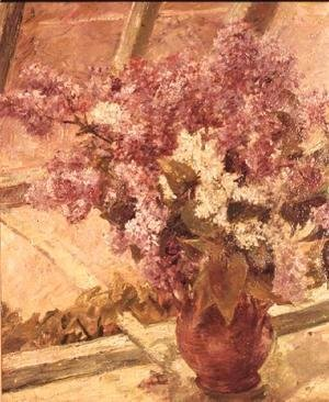 Vase of Lilac, c.1889
