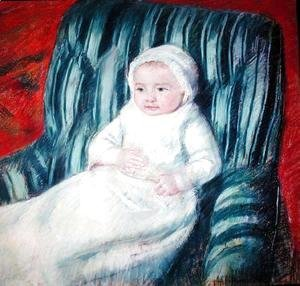 Child on a Sofa, Miss Lucie Berard