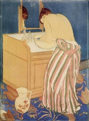 Mary Cassatt - The Bath I