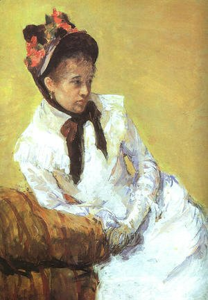 Mary Cassatt - Self Portrait 2