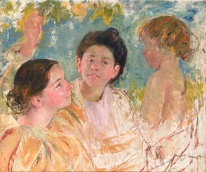 Mary Cassatt - Untitled