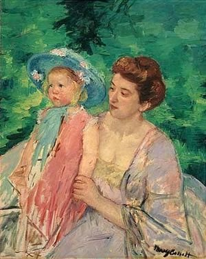 Mary Cassatt - Untitled 3