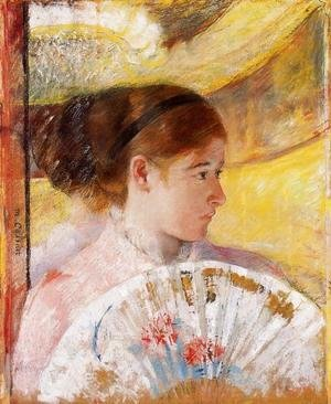 Mary Cassatt After The Bath