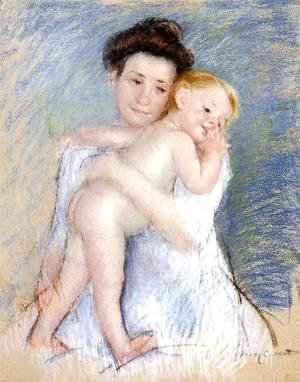 Mary Cassatt - Maternal Tenderness