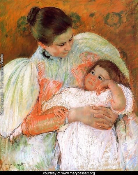 Nurse And Child